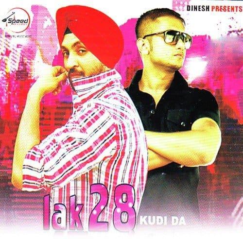 Lak 28 Kudi Da album artwork
