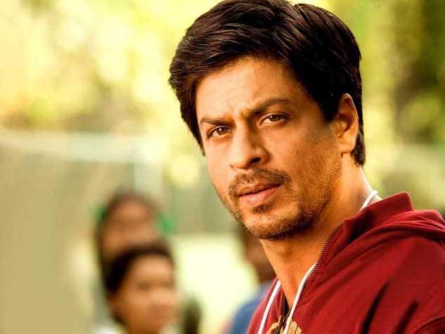 SRK in Chakde India