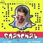 Snapchat album artwork