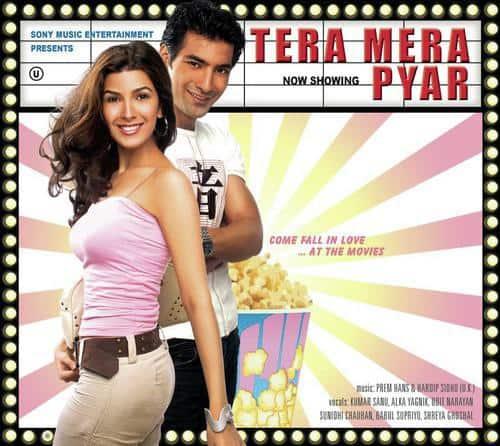 Tera Mera Pyar album artwork