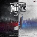Black – White album artwork