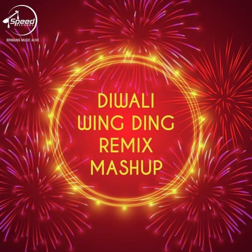 Diwali Wing Ding album artwork