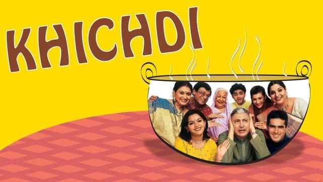 Khichadi tv serial poster