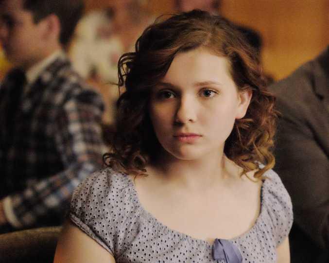 Abigail Breslin - Actor