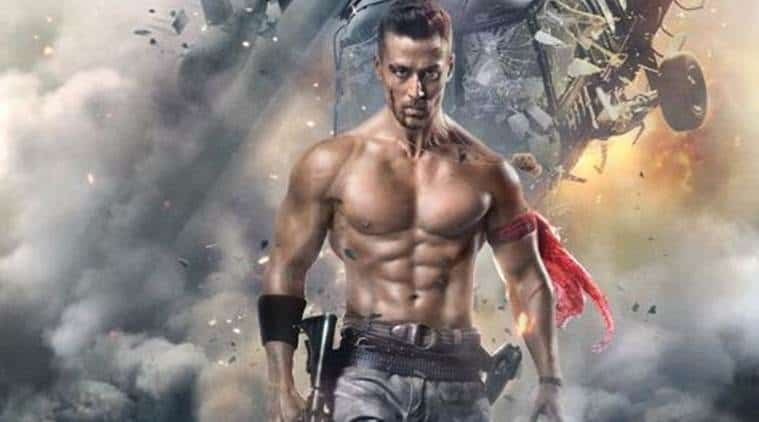 Tiger Shroff in Baaghi 2