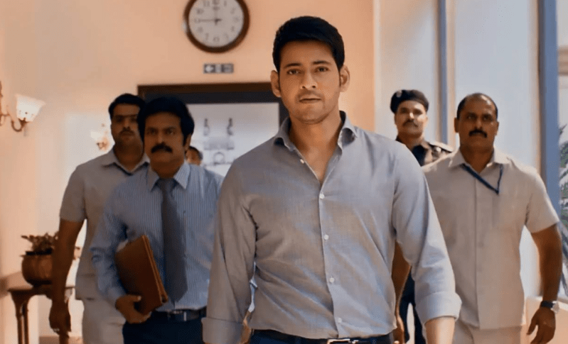 Bharat Ane Nenu First Day Collection - At Par with Rangasthalam