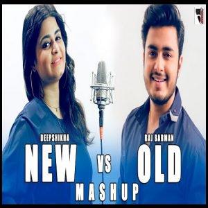 New vs Old Bollywood Mashup album artwork