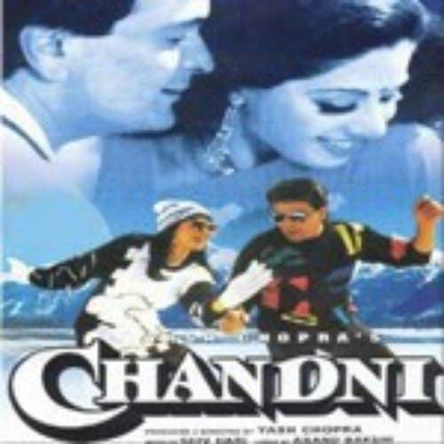 Chandni O Meri Chandni album artwork