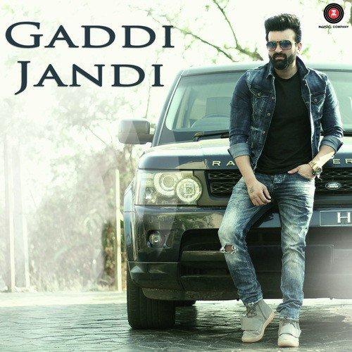 Gaddi Jandi album artwork
