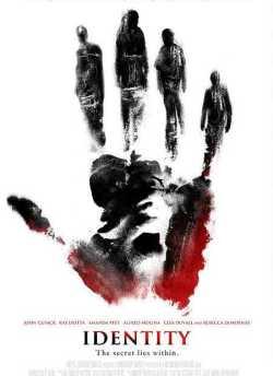 आइडेंटिटी movie poster