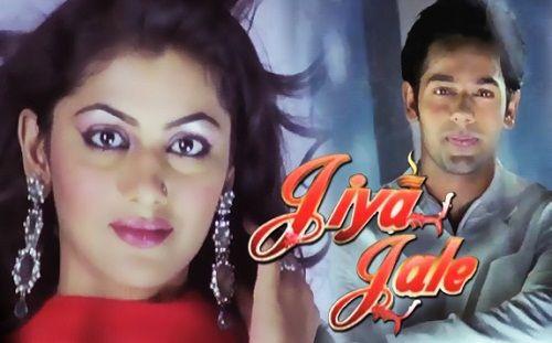 Jiya Jale tv serial poster