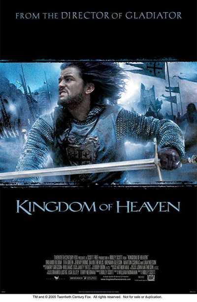 किंगडम ऑफ़ हेवन movie poster
