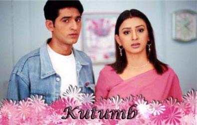 Kutumb tv serial poster