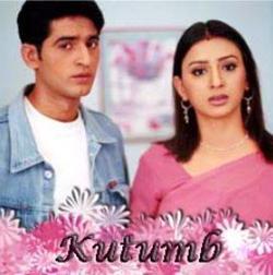Kutumb movie poster