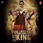 Punjabian Da King album artwork