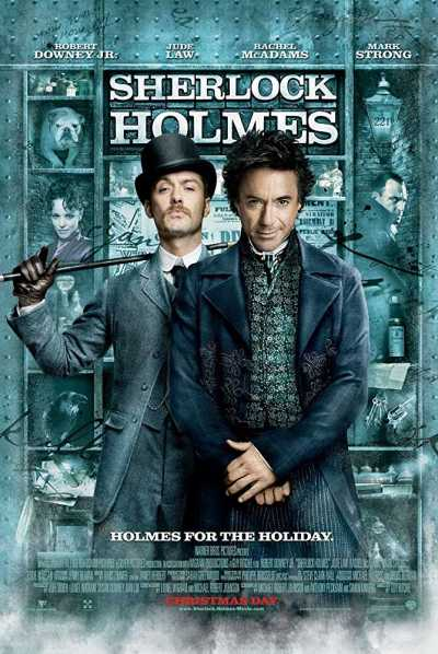 शेरलॉक होल्म्स movie poster