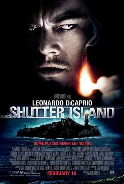 शटर आइजलैंड movie poster