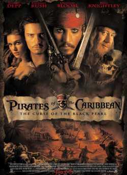 पाइरेट्स ऑफ़ कैरिबियन: द कर्स ऑफ़ द ब्लैक पर्ल movie poster
