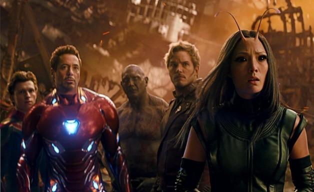 Avengers Infinity War Movie Still