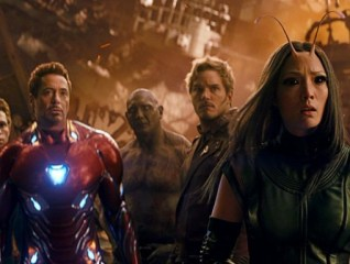 Avengers Infinity War Movie Still