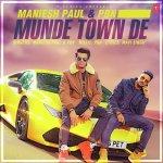 Munde Town De album artwork