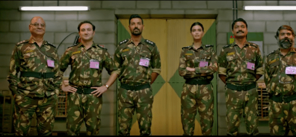Parmanu movie still
