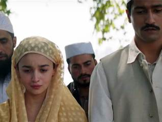 A Still from Movie raazi