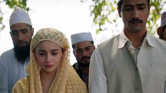 A Still from Movie raazi