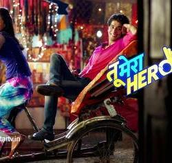 Tu Mera Hero movie poster