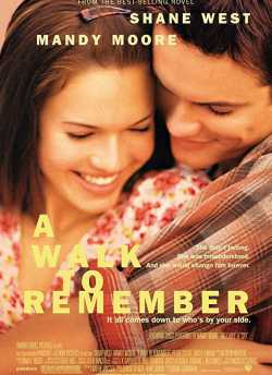 A Walk to Remember movie poster