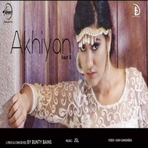 Akhiyan album artwork