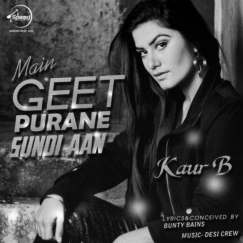 Main Geet Purane Sundi Aan album artwork