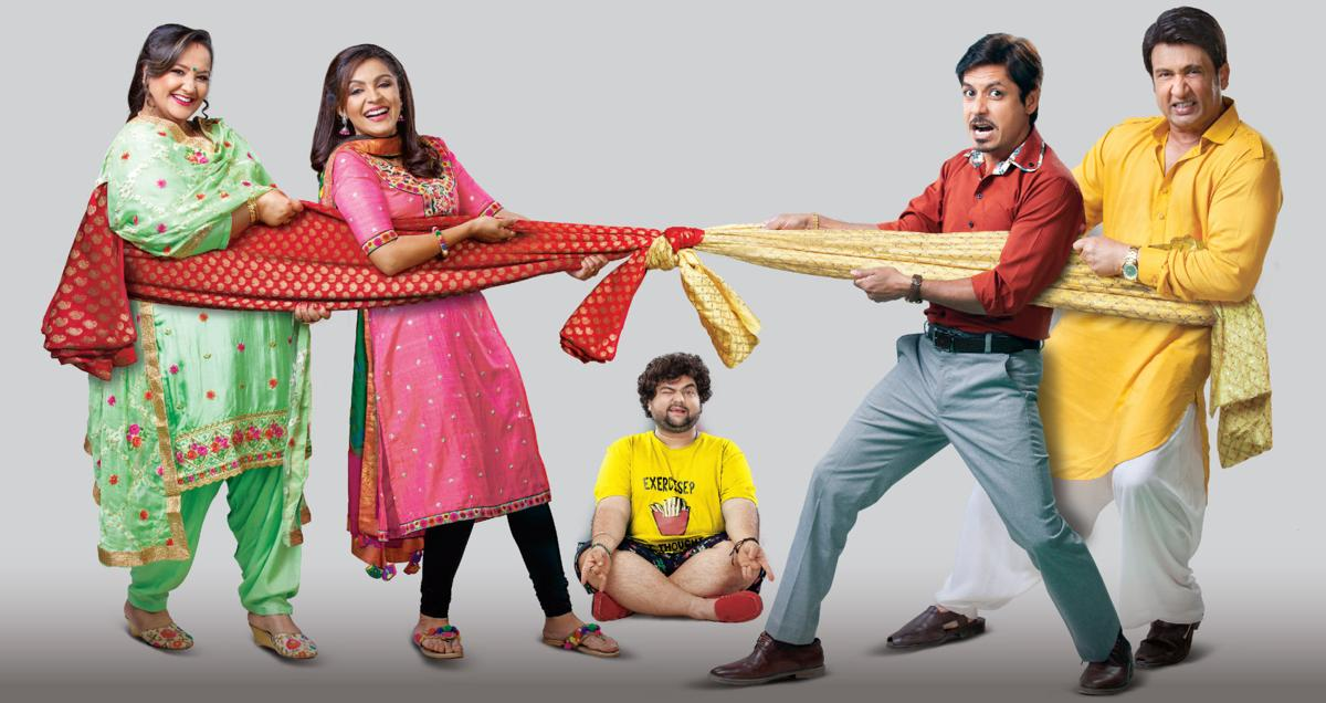 Saat Phero Ki Hera Pherie tv serial poster