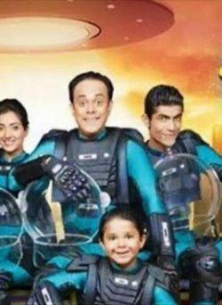 Badi Door Se Aaye Hai movie poster
