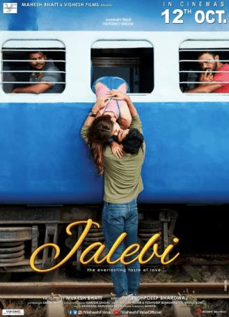 Jalebi movie poster