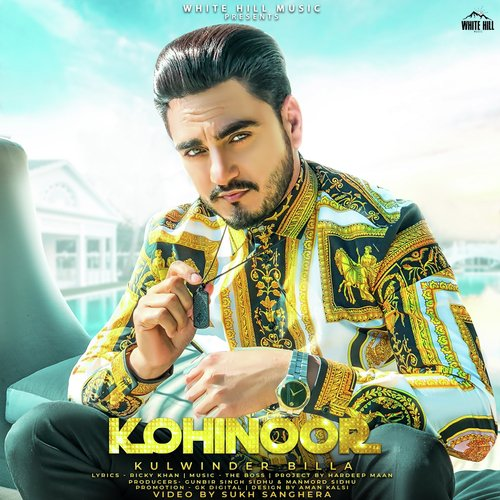 Kohinoor album artwork