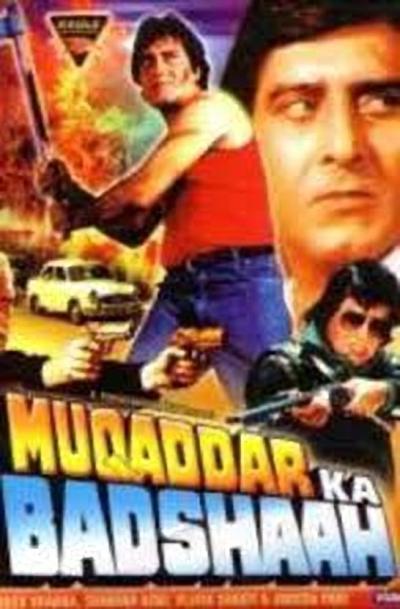 Muqaddar Ka Baadshah movie poster