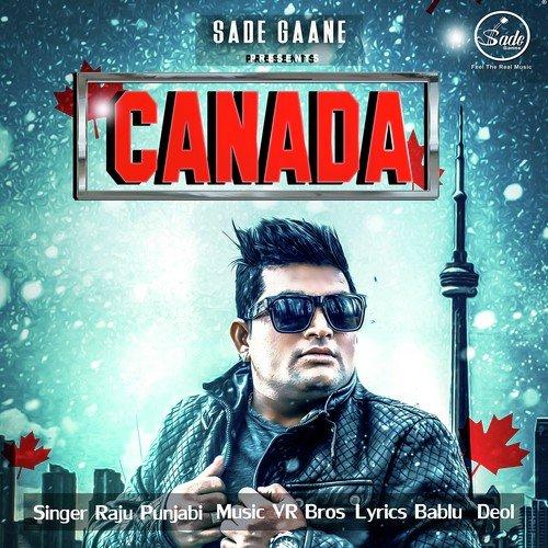 Canada album artwork