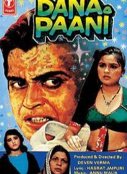 Dana Paani movie poster