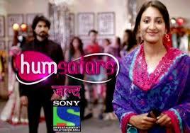 Humsafars tv serial poster