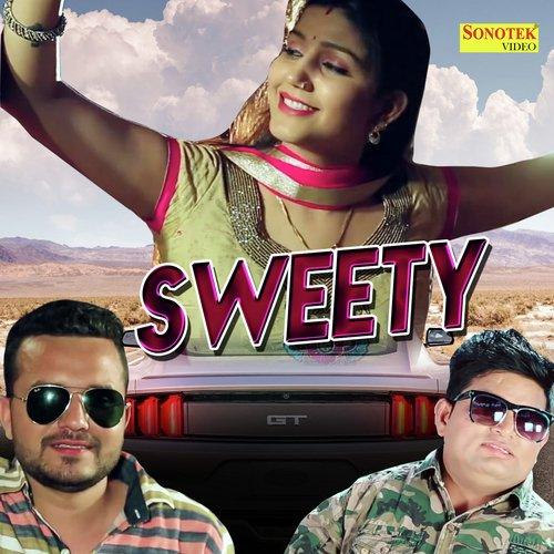 Sweety album artwork