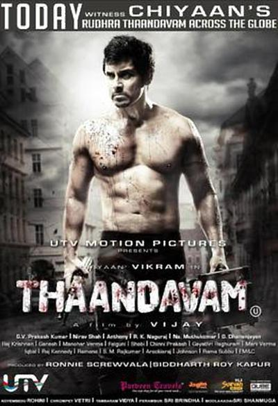 Thaandavam movie poster