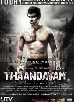 Thaandavam movie poster