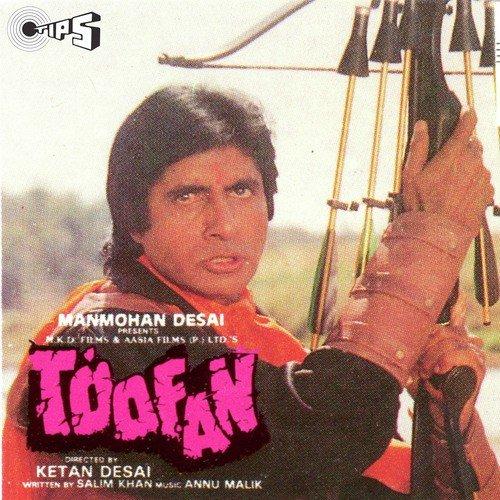 Aaya Aaya Toofan album artwork