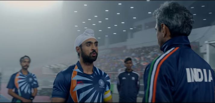 Diljit Dosanjh in Soorma Movie