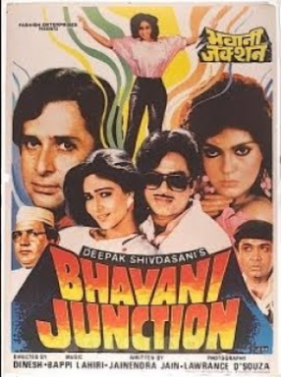 Bhavani Junction movie poster