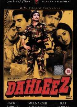 Dahleez movie poster