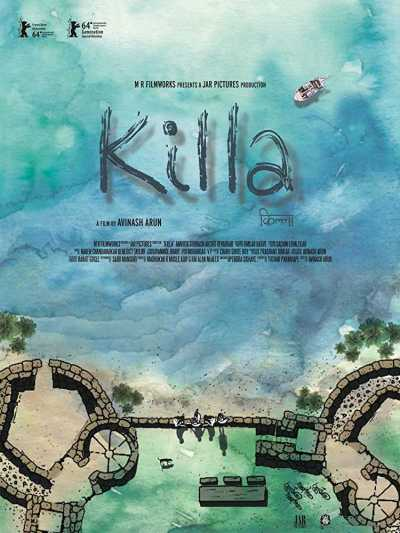 Killa movie poster