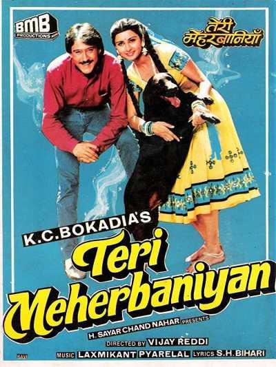 Teri Meherbaniyan movie poster