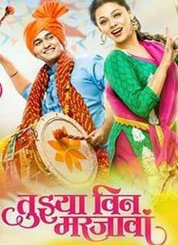 Tujhya Vin Mar Javaan movie poster